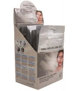 Microfibre anti-buée